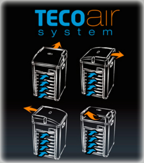 TECO TK1000 Wifi - chiller & heater for aquariums (up to