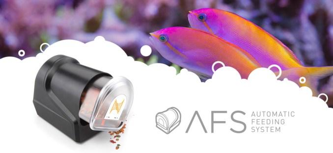 Afs Automatic Feeding System Apex Modules Marine