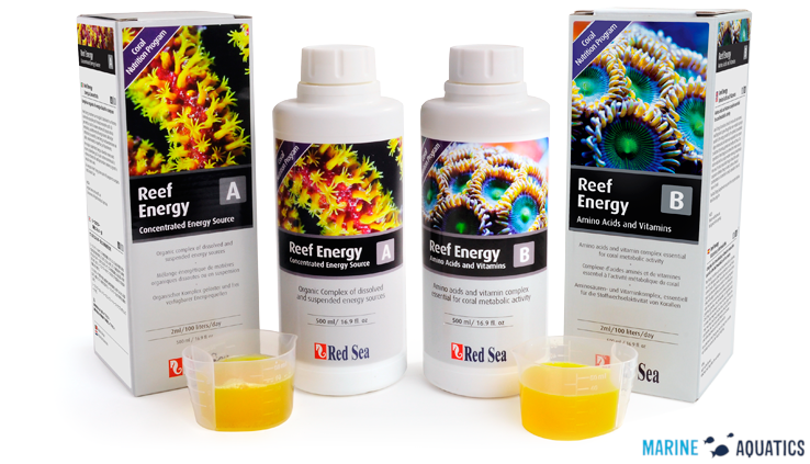 Red Sea SET - Reef Energy A+B (2 x 500ml)