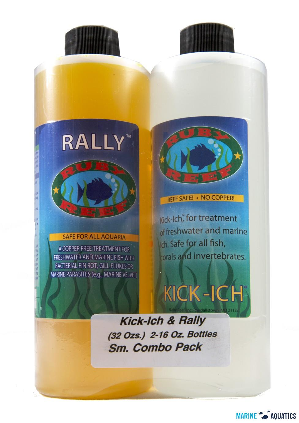 Combo SET Kick-ich + Rally (2x 480ml)
