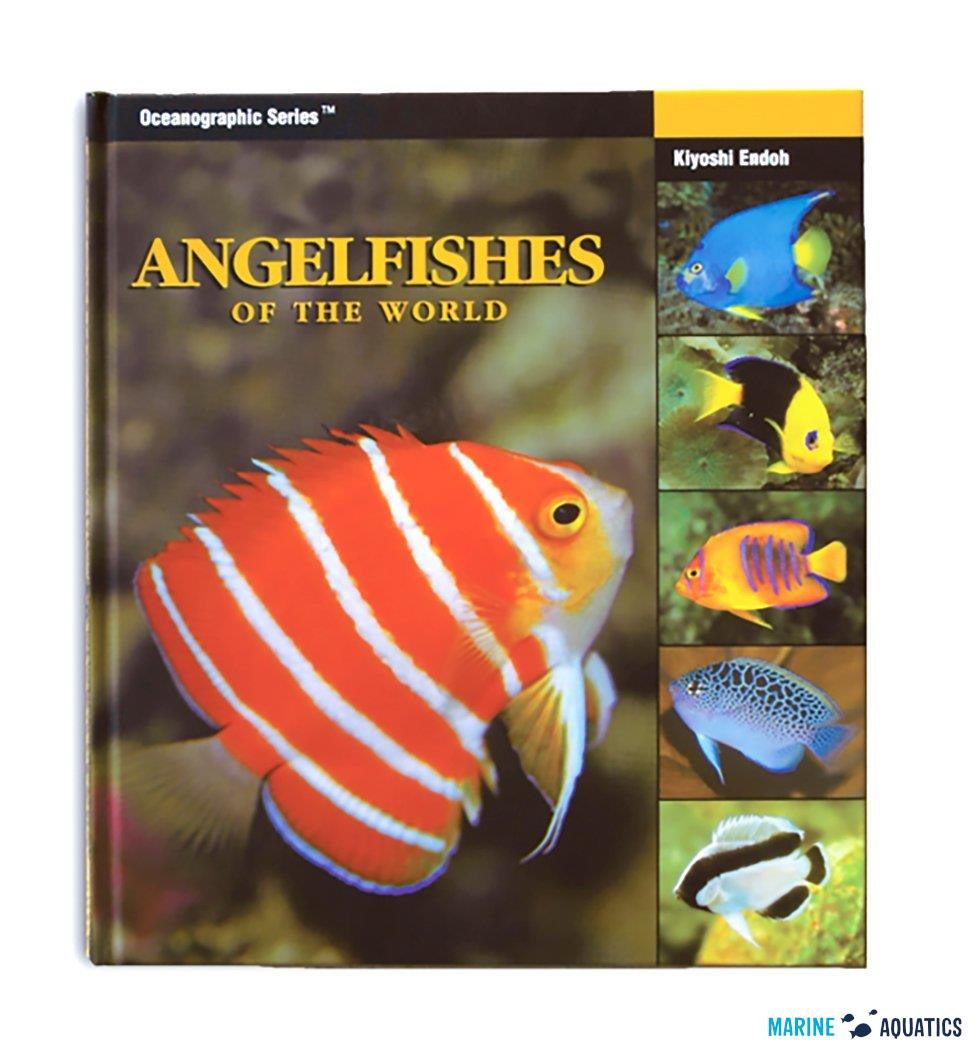 Angelfishes of the World - Pomci a pomčíci