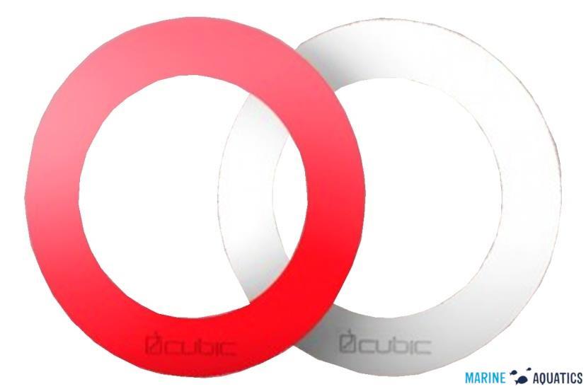 Výměnná maska pro Orbit 20 - červená (2ks)