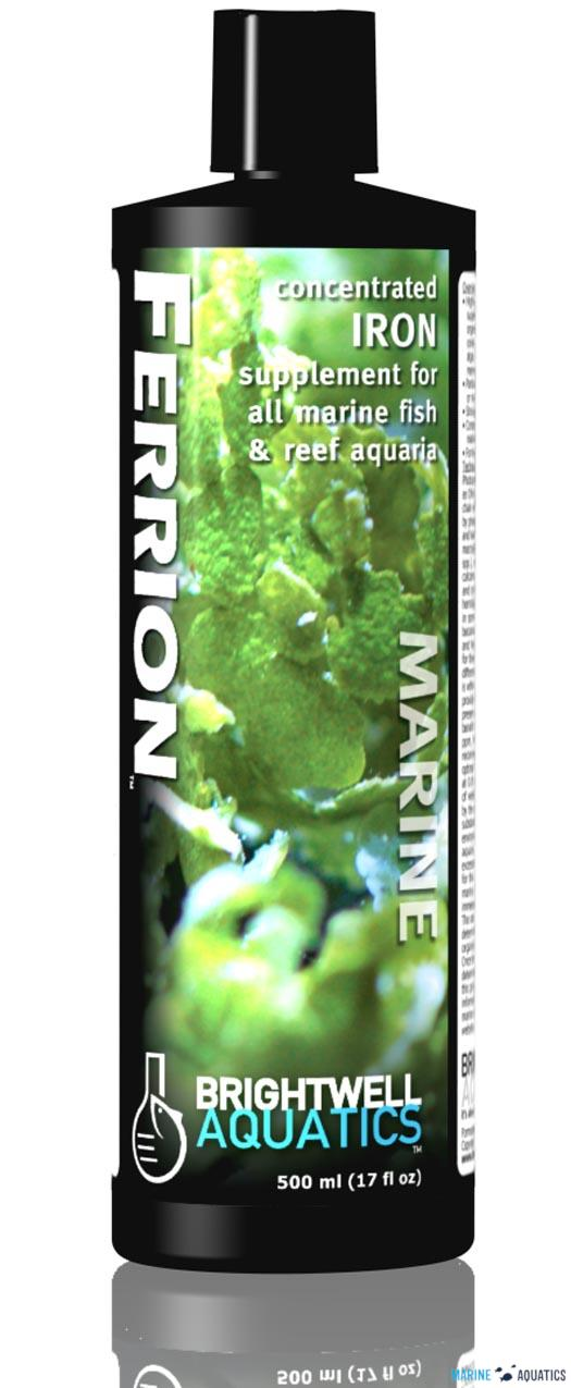 Ferrion - železo pr/útes a refugium (250ml)