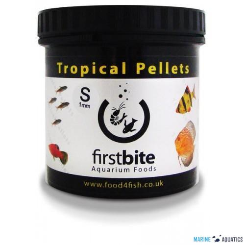 Firstbite Tropical pellets - 1mm, 110g