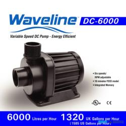 waveline dc6000 6speed dc pump 6000 l h main categorization