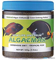NLSpectrum AlgaeMax - formula for herbivores (1mm/125g)