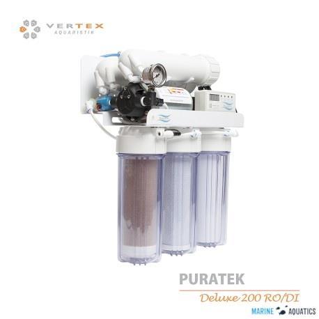 vertex puratek ro di water filter 100 gpd manual