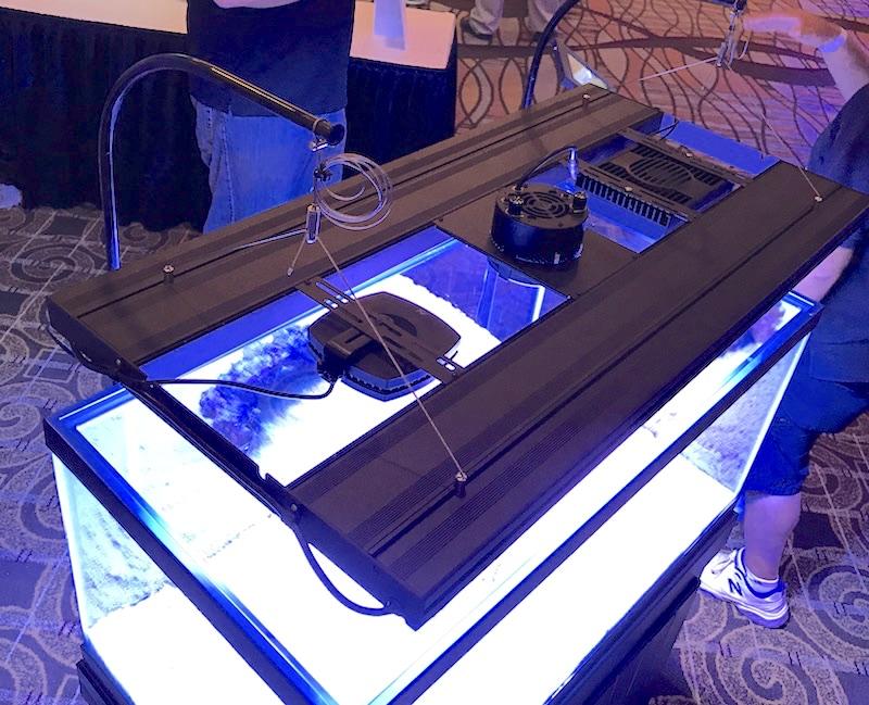 Aquatic Life T5 Ho  Led Hybrid 4-lamp  Black  4x39w  90cm  Eu
