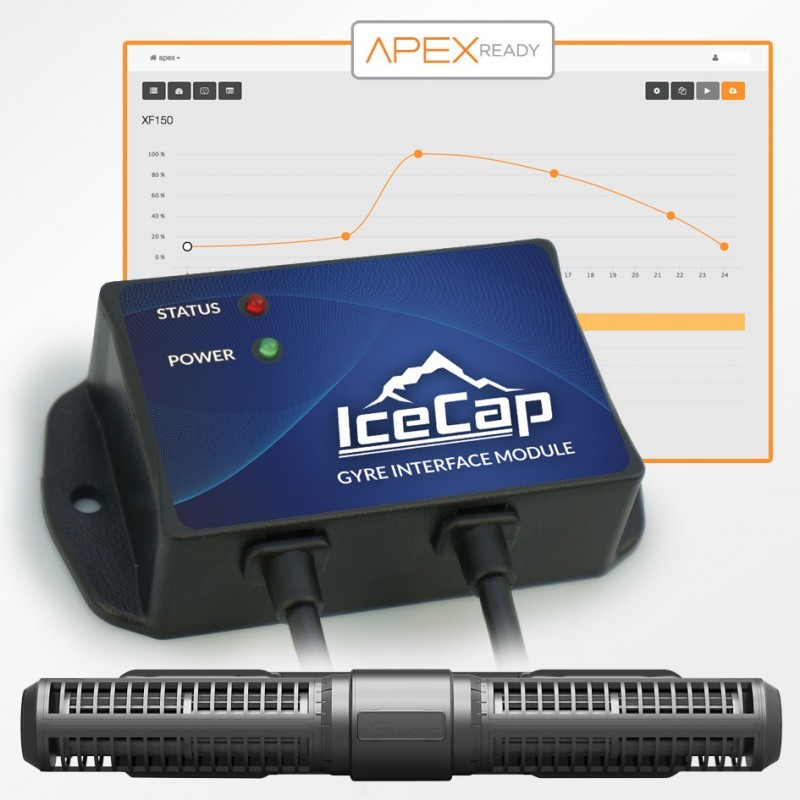 icecap gyre - module f/maxspect xf150/fx250