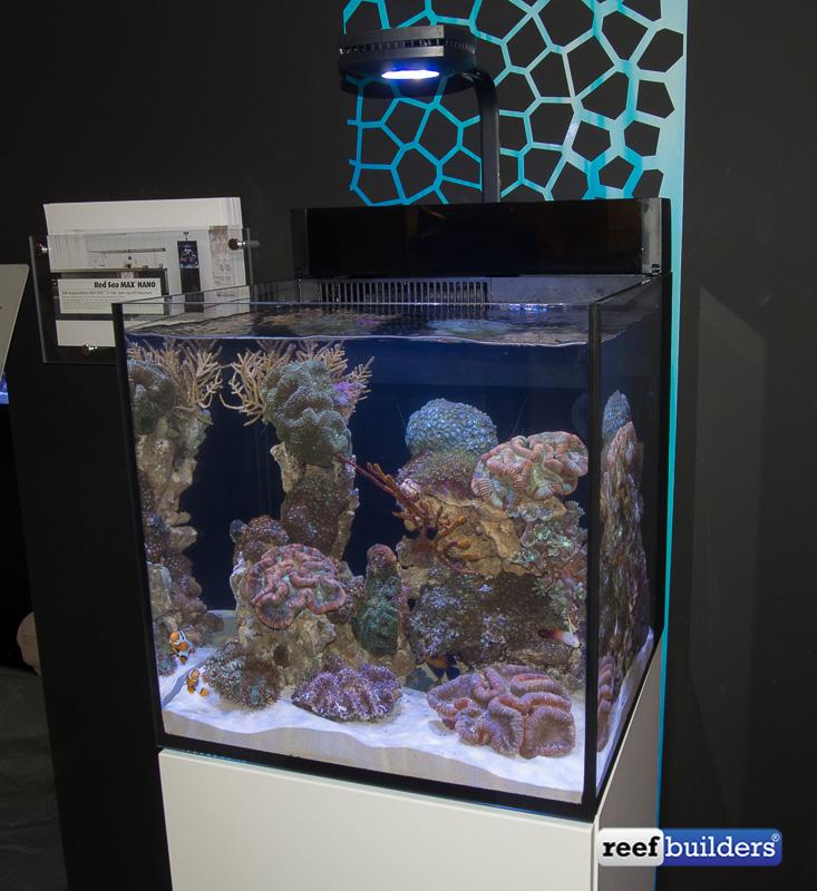 RS MAX® NANO - fully featured open top aquarium (75L no cabinet) & RS MAX® NANO - fully featured open top aquarium (75L no cabinet ...