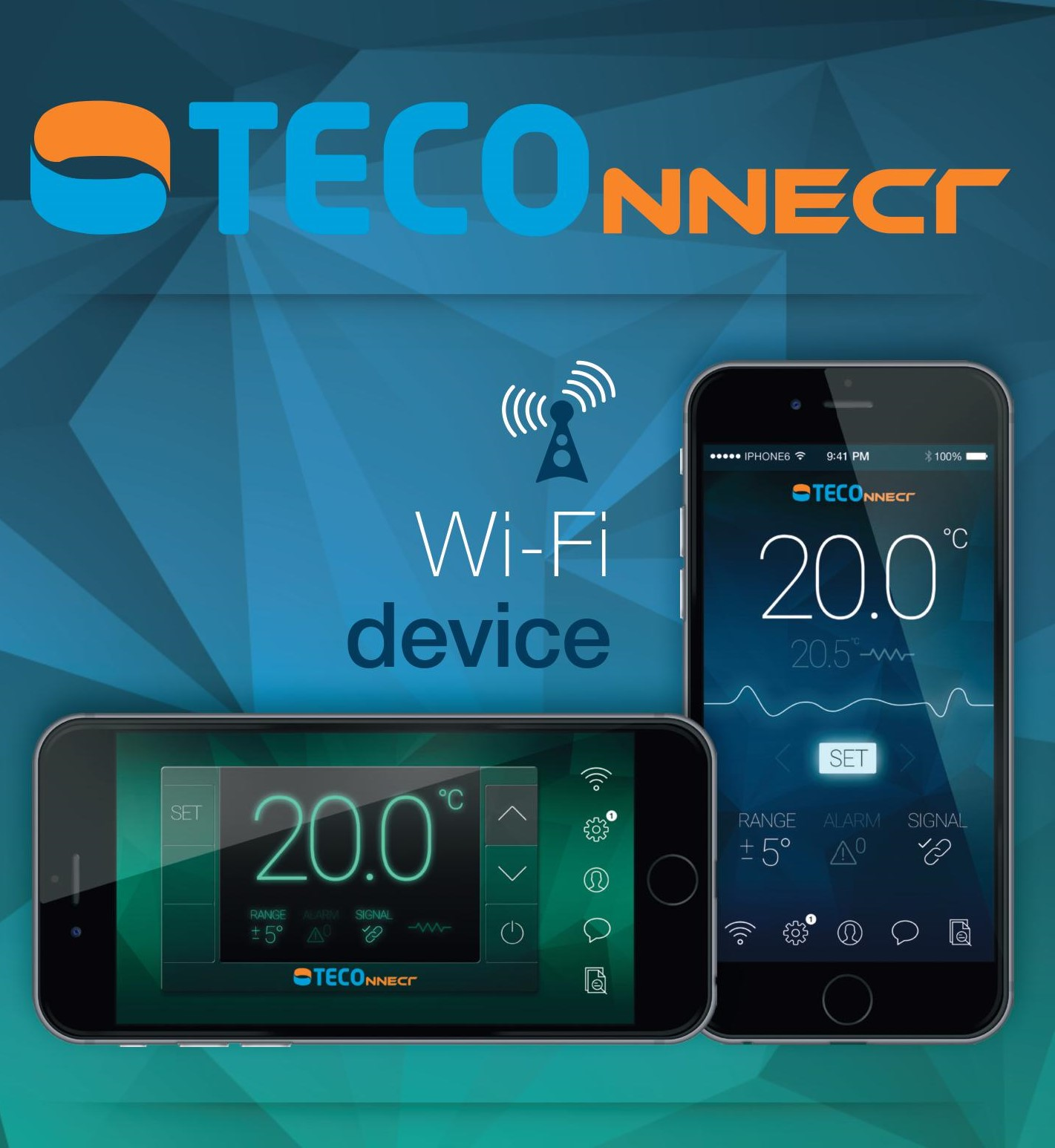 TECO TECOnnect Wifi controller | Teco |Marine Aquatics eu